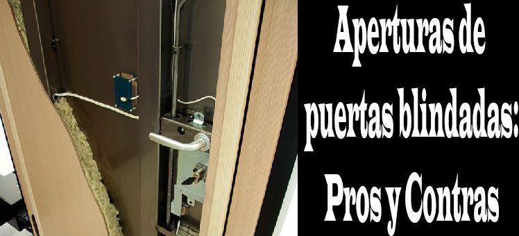 aperturas de puertas blindadas con cerrajeros villajoyosa